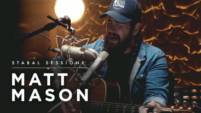 Matt Mason - Live at Stabal Nashville