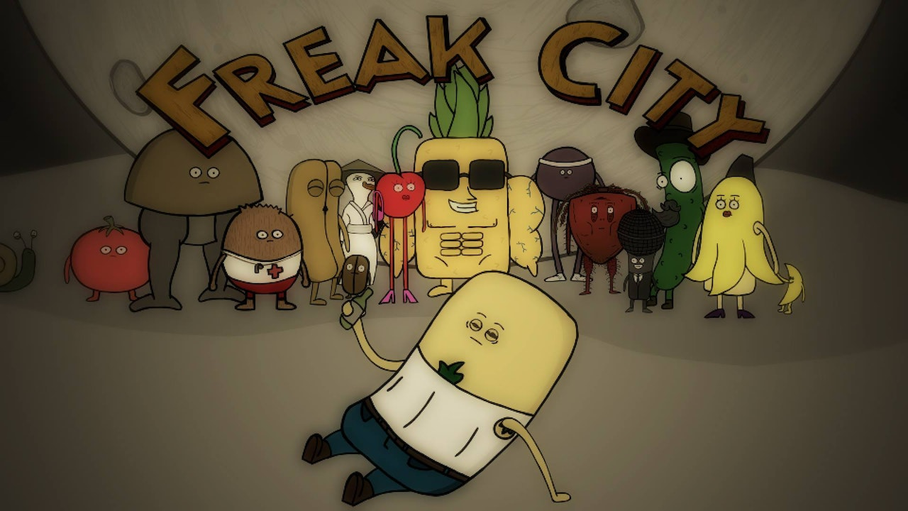 Freak City Season 1