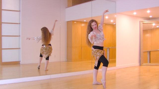 Intricate Belly Dance Isolations: Scheherazade 2