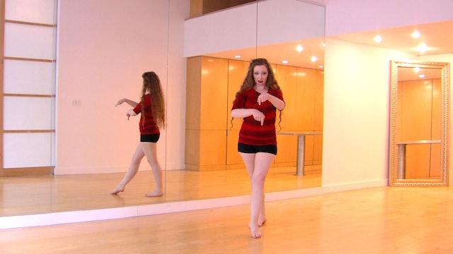 Dance Walk with Autumn - class 1