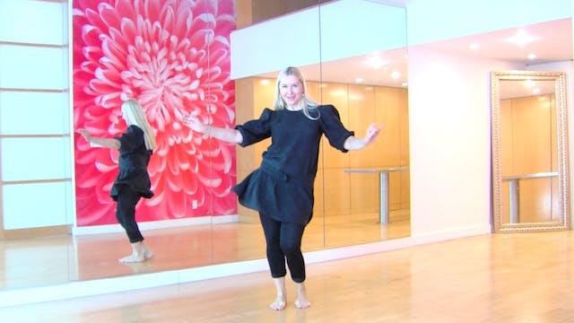 Belly Dance Hipwork Drills Inspired b...