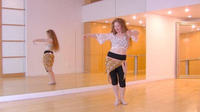 Lyrical Fantasy: Scheherazade Choreography with Autumn Ward - 2 classes