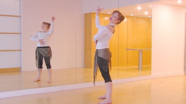 Belly Dance Backbend Safety with Autumn Ward