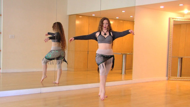 Belly Dance Essentials with Autumn Ward