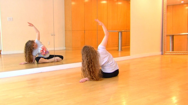 Basic Warmup with Floor Stretches - Music Only
