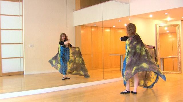 The RiverVeil Belly Dance Course - Class 5