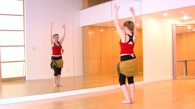 """Alf Layla"" Beginner Belly Dance Course - Lesson 1"