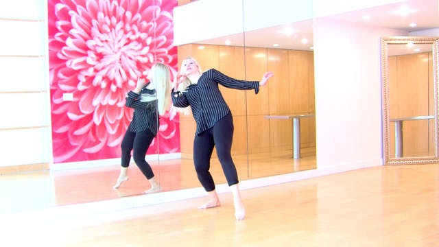 """El Hilwa Di""Practice Choreography - 2 casses"
