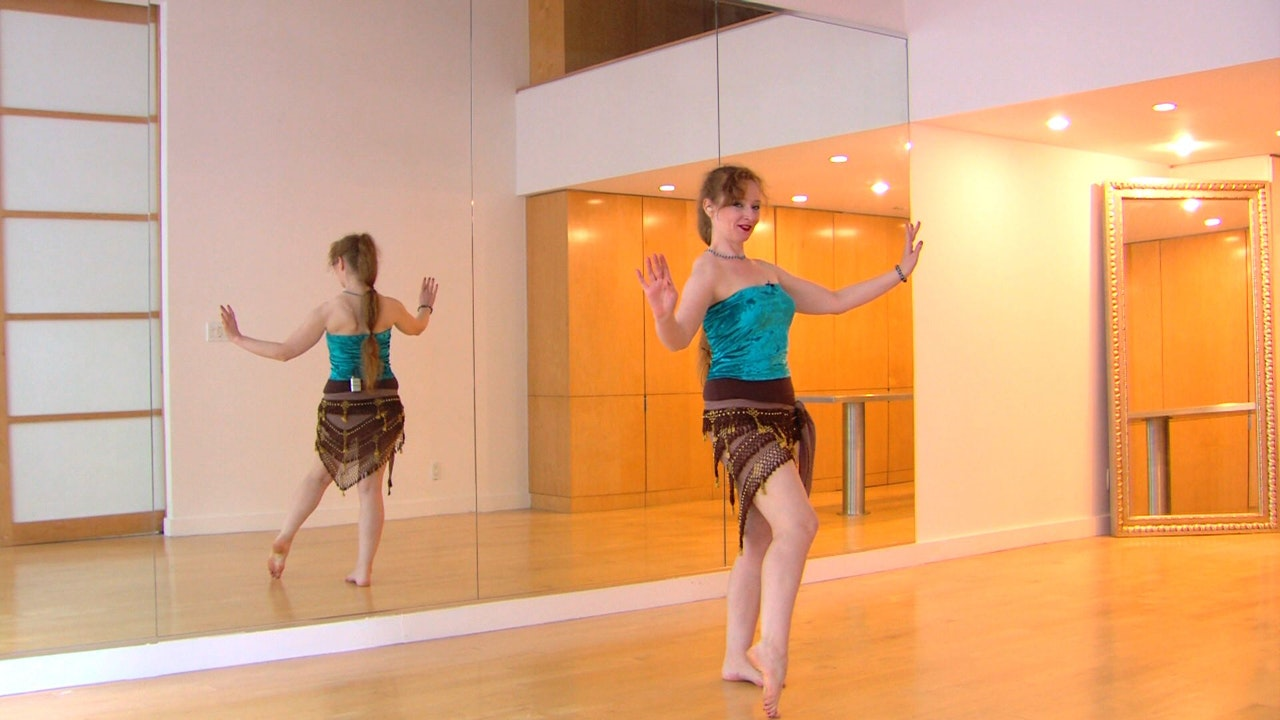 PRACTICE ONLY -  from Star Bellydancer classes
