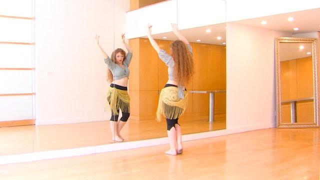 Belly Dance Lyrical Fantasy Scheherazade 1 PREVIEW