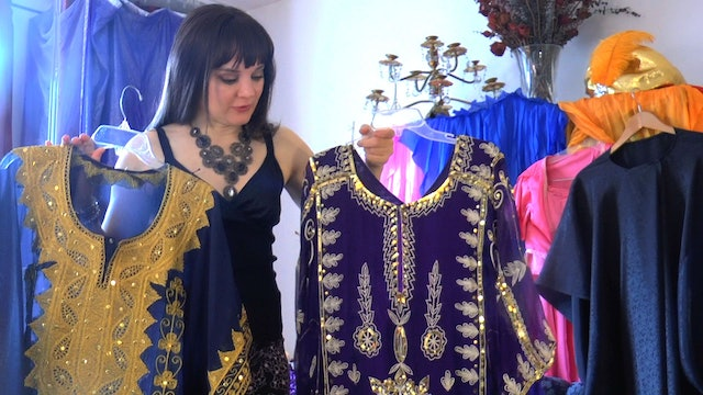 Belly Dance Coverup with Tanna Valentine