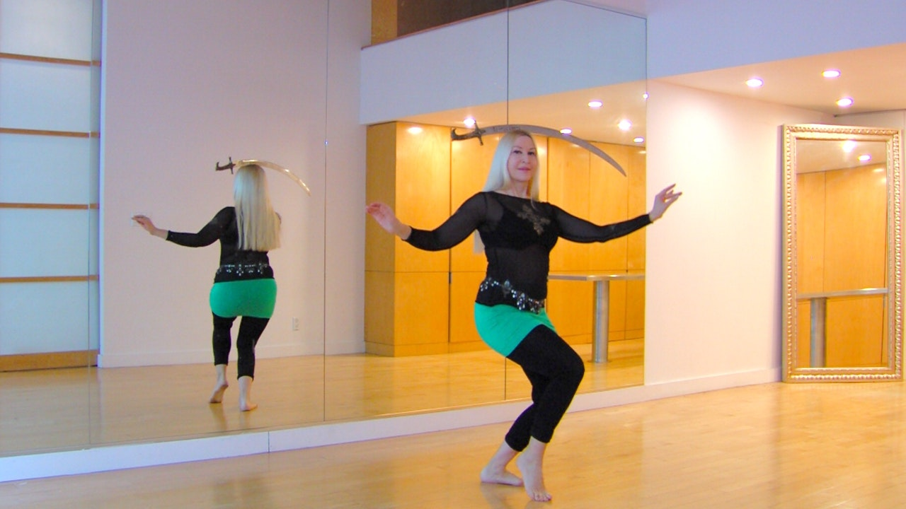Belly Dance Isolations for Balancing Acts - Fluid Moves