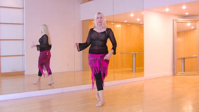 Add Sophistication to Classic Belly Dance Steps