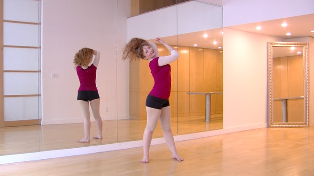 Seam-Free Construction: Lessa Faker Choreography Excerpt 2 - Autumn Ward