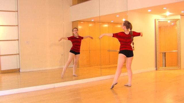 The River - Veil Belly Dance Course - Class 1