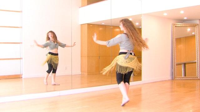 Belly Dance Lyrical Fantasy: Scheherazade 1