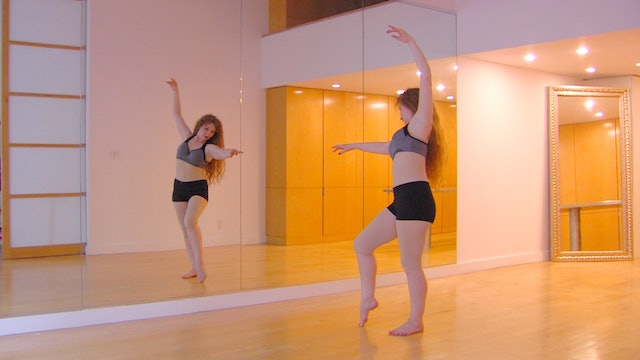 Seam-Free Construction: Lessa Faker Choreography Excerpt 3