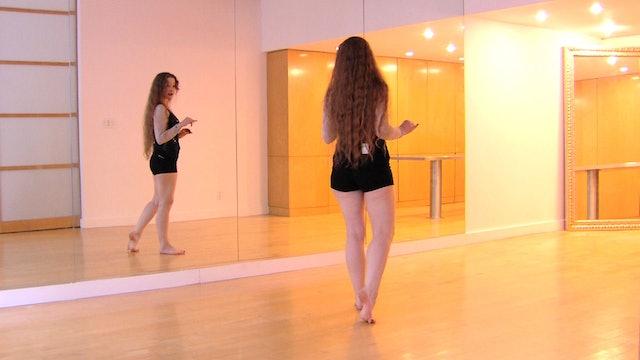 Dance Walk with Autumn - Class 2