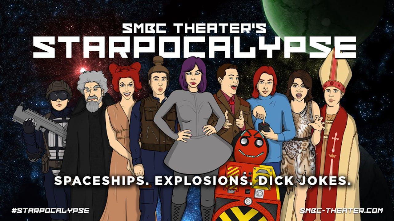 Starpocalypse Season 1 (Full Season)