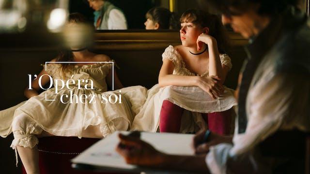 Degas et moi - Arnaud des Pallières