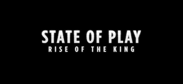STATE OF PLAY - Bonus Material