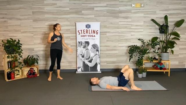 Y - 45min Hot Pilates With Jodi