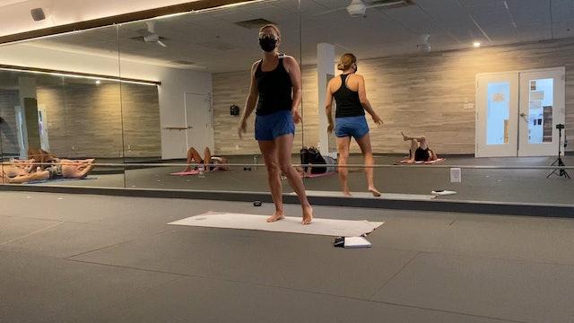 Studio hot Pilates 60 Jodi