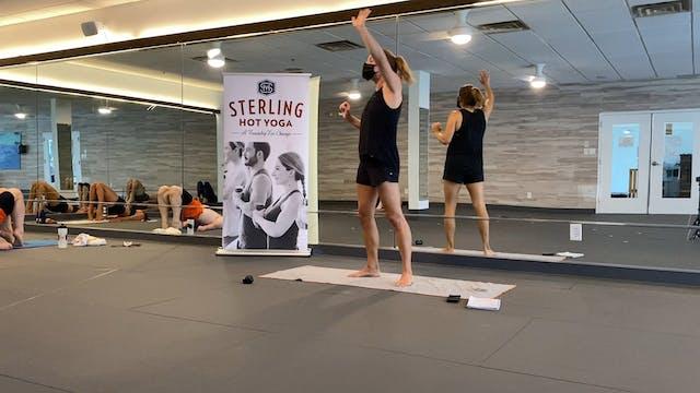 Studio 60m Hot Pilates with Jodi