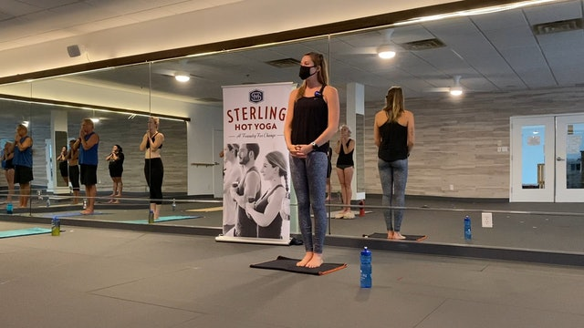 Studio 60min sterling with Caroline