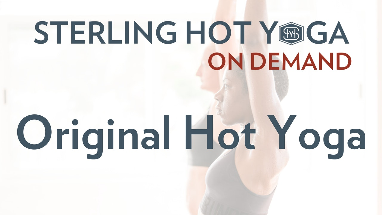 Sterling Original Hot Yoga