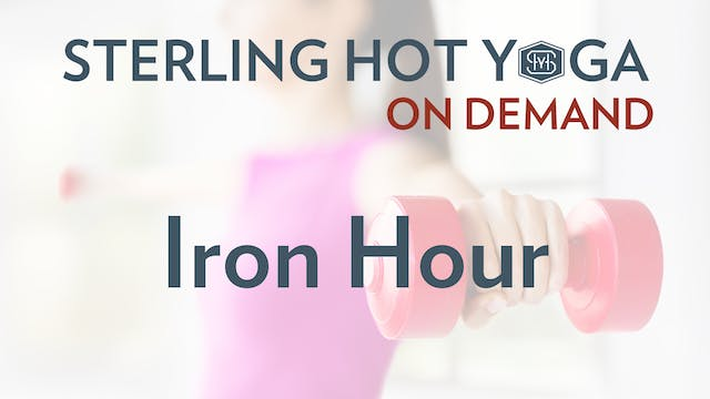 Iron Hour Yoga