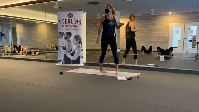 Studio 60M Hot Pilates with Jodi