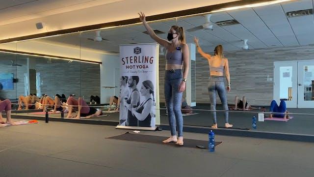 Studio 60m Hot Pilates with Caroline