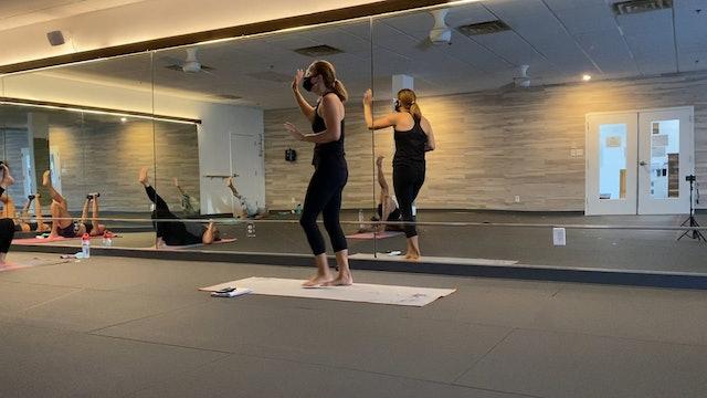 Studio - Hot Pilates 60min Jodi