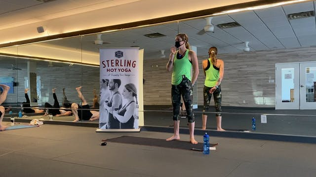 Studio 60m Hot Pilates Caroline