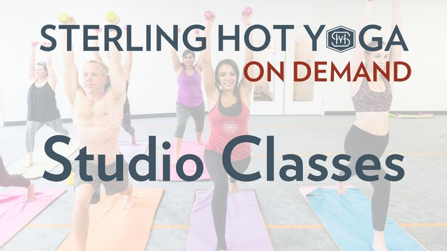 Studio Live Classes