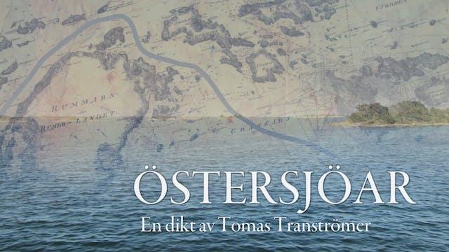 Östersjöar – En dikt av Tomas Tranströmer