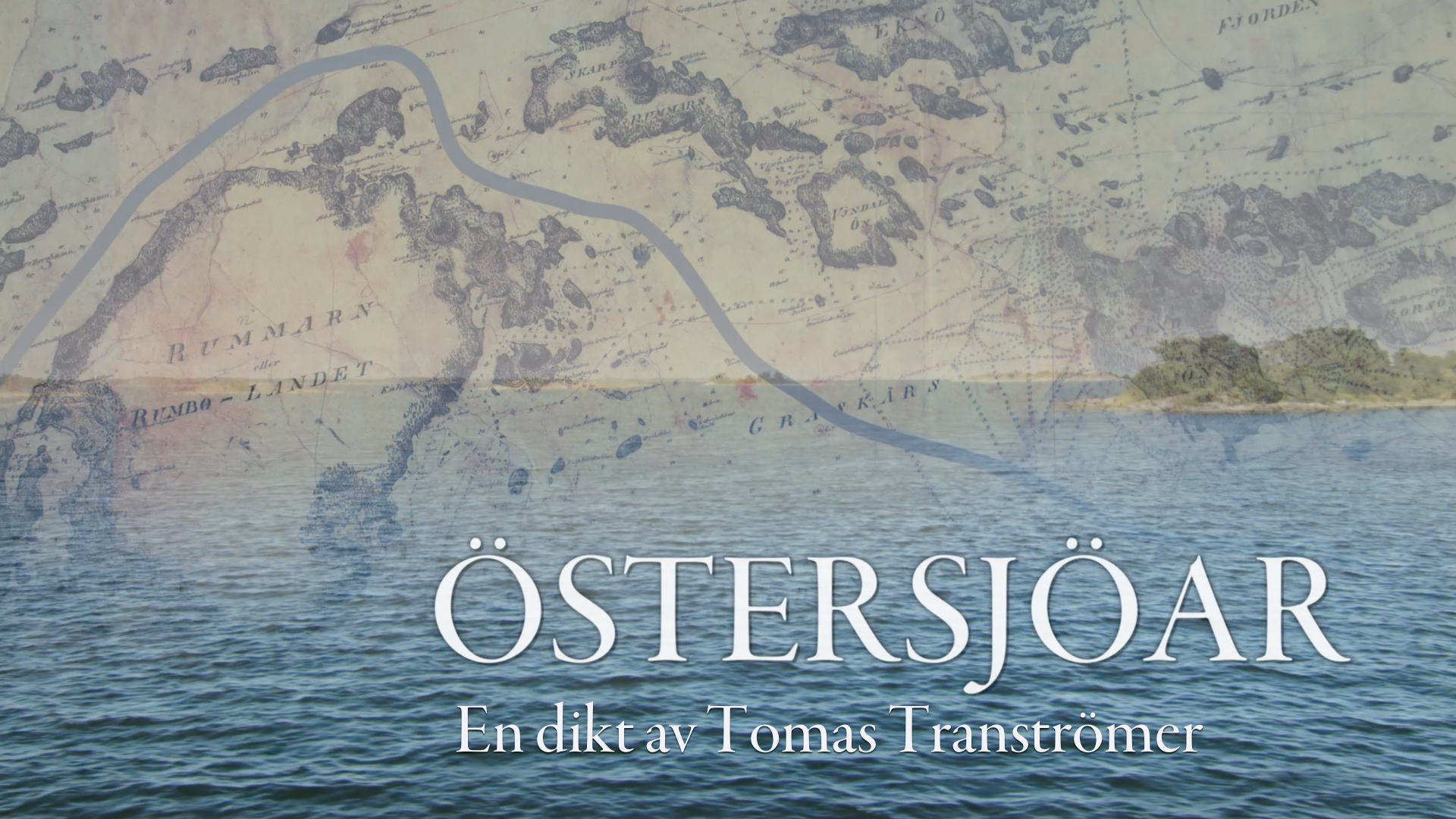 ÖSTERSJÖAR – World Edition