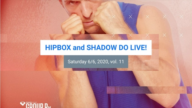 SHADOW DO_HIPBOX LIVE VOL 11!