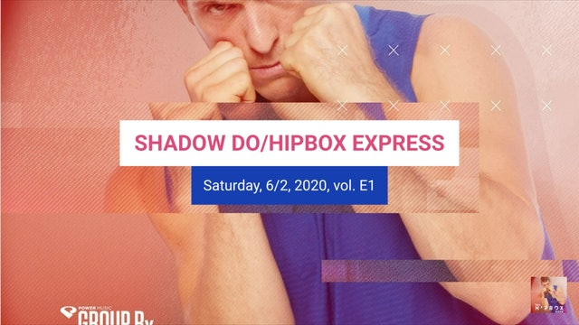 Shadow Do_HIPBOX express 45 VOL E1!