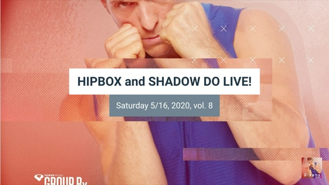 SHADOW DO_HIPBOX LIVE vol 8!