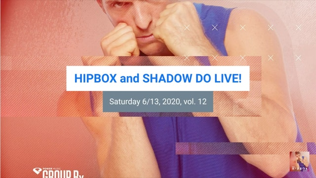 SHADOW DO_HIPBOX LIVE VOL12!