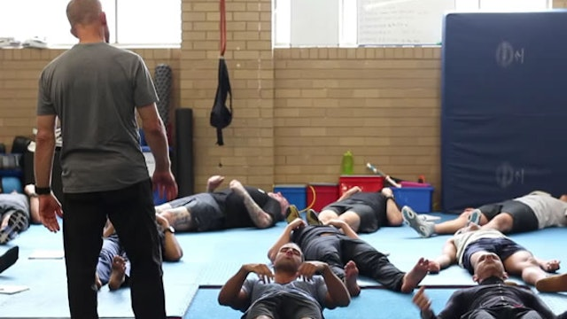 Strength & Conditioning and Integrated Breathing Seminar Complete Set