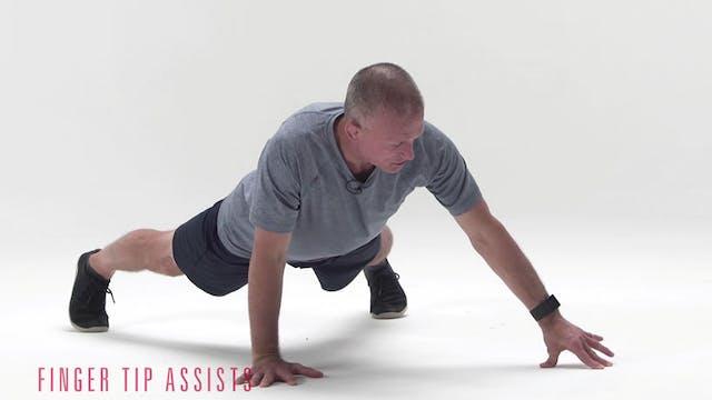 Steve Maxwell's Primer for Body Weight Single Limb Training: Upper Body