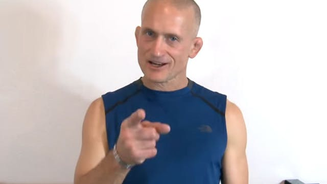Gimme-Five Mobility Series Segment Eight: 5-Minute Shoulder Drill