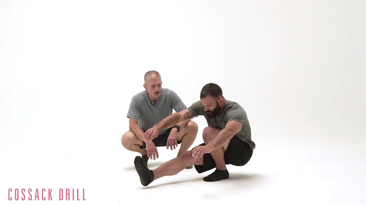 Steve Maxwell's Primer for Body Weight Single Limb Training: Lower Body