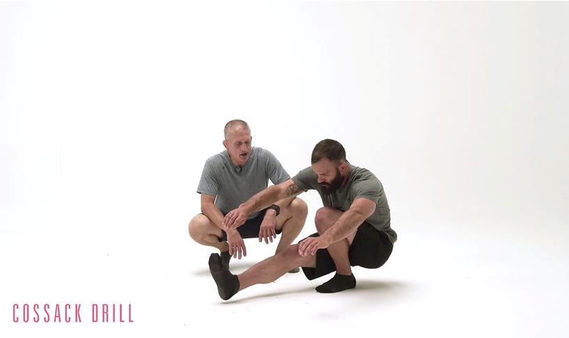 Steve Maxwell's Primer for Body Weight Single Limb Training: Lower Body