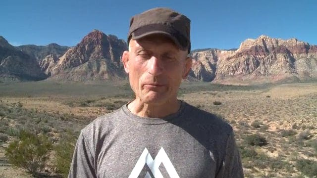 Steve Maxwell's Red Rock KB Workouts