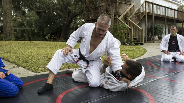 Jiu Jitsu for a Lifetime - Folly Beach 2016 Highlights