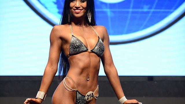 Steve Maxwell's Bikini Model Workout, featuring Lulu Zhu